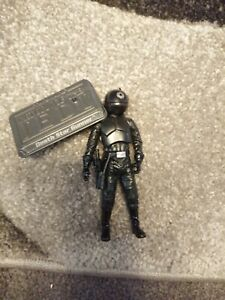 Star wars Saga Collection Death Star Gunner Figure