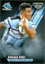 Cronulla Sutherland Sharks Set NRL & Rugby League Trading Cards