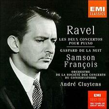 Ravel, Francois, Cluytens, Piano Concerto / Piano Concerto for Left Hand, Excell
