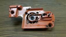 Husqvarna 55 Chainsaw OEM Crankcase Half Clutch Side   **GLOBAL SHIPPING**