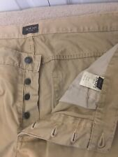 Joop Jeans Mens Tan 38 X 34 Romeo Button Fly