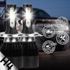 XENTEC LED HID Headlight Conversion kit H4 9003 6000K 2006-2011 Chevrolet Aveo5