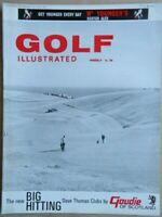East Brighton Golf Club: Golf Illustrated Magazine 1967