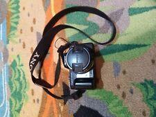 Sony Cyber-shot DSC-H3 Digital Camera - Black 14 mm 8.1 Mega Pixels *Working