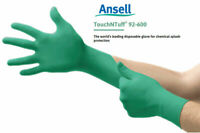 100pcs Premium Nitrile Gloves, Health Grade, Powder & Latex Free XL *US SELLER*