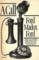 A Call by Ford, Ford Madox Paperback Book The Fast Free Shipping
