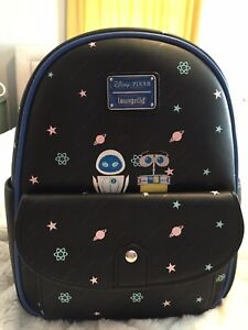 Loungefly Disney Pixar Wall-e Mini Backpack Bag NEW