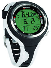 Mares Smart Dive Computer Scuba Diving Watch Black/White (DEMO)