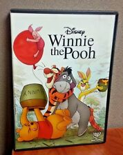 Authentic Disney: Winnie The Pooh   DVD   LIKE NEW