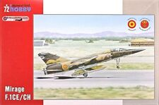 MIRAGE F.1 CE/CH (SPANISH AND MOROCCAN AF MARKINGS) #72289 1/72 SPECIAL HOBBY