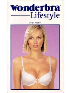 WONDERBRA Reggiseno Push-up Lifestyle 07245