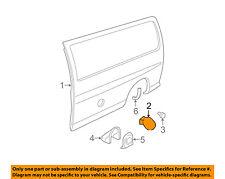 GM OEM Side Panel-Fuel Door Gas Cap Hatch Left 15238067