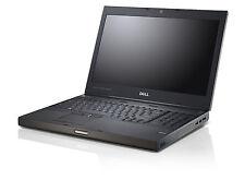 Dell Precision M4700 LAPTOP i7-3840QM 16GB 500GB 1080P 2GB K2000M BACKLIT FPR