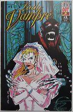 Lady Vampre #1 1995 Black Out Comics (C2621)