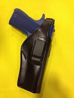 KELTEC 32//380 Leather Holster for RUGER LCP 380 Without Laser 6502 BLK