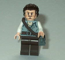 PIRATES OF THE CARIBBEAN #07 Lego Will Turner w/acc's NEW Genuine Lego 4183,4184