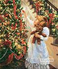 Night Before Christmas by Sandra Kuck (: Art Print :)