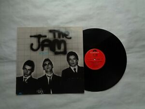 THE JAM (IN THE CITY) ALBUM ON POLYDOR  RECORDS 1977 A / B MATRIXS