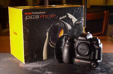 Kodak DCS Pro 14n Digital DSLR Camera (Body Only + Accessories)