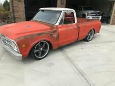 1968 Chevrolet C-10 Short Box C10