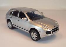 High Speed 1/43 Porsche Cayenne Turbo (2002) gris plata/Metallic #1201