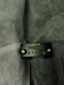 CZE-05B 0.5W Wireless PLL FM Transmitter 76MHz~108MHz Antenna Home Broadcast LCD
