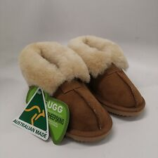 UGG Australian Made  Australia Sheepskin Wool Collar Nonslip Slipper