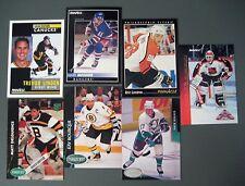 1991-92 1992-93 1993-94 Pinnacle & Parkhurst Complete Your Set Pick 25