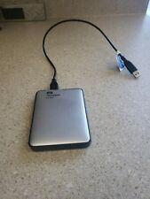 WD Western Digital My Passport For Mac 2TB External Portable Storage