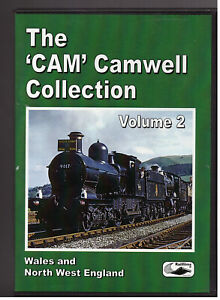 The 'CAM' Camwell Collection DVD - Volume 2 - Wales & North West England