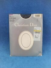 Christian Dior Ultra Sheer Panty Top Navy Blue Pantyhose Stockings Hosiery Sz 1