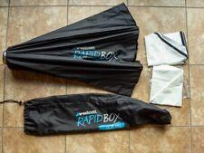 "Westcott Rapid Box Octa Xxl 48"" for Alien Bees W/ Diffusion Panels & Bag"