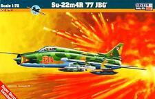 SUKHOI Su 22 M4R FITTER K '77 JBG' + EXTRA Su 22 STENCILS 1/72 MASTERCRAFT