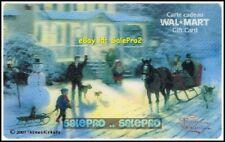 WALMART CHRISTMAS THOMAS KINKADE WONDERLAND 3D LENTICULAR COLLECTIBLE GIFT CARD