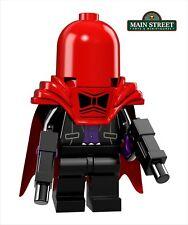 LEGO BATMAN MOVIE MINIFIGURES SERIES 71017 - Red Hood
