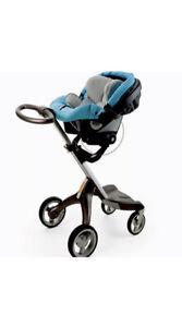 Stokke baby car seat capsule & Base & Adapter- Peg Perego Viaggio Avalon Sydney