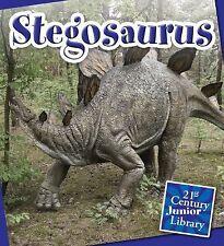 Stegosaurus (21st Century Junior Library: Dinosaurs)-ExLibrary