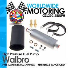 Genuine Walbro GSL392 255LPH Inline External High Pressure Fuel Pump Complete