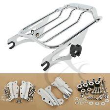 4 Docking Hardware Kit Luggage Rack For Harley Davidson Touring Models 2009-2013