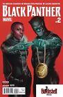 Black Panther #2 Rahzzah Run Jewels 2nd Print Marvel Hip Hop Variant NM