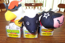 Farmville Animal Games Assortment Set Of 3 – Brand New