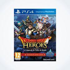 DRAGON QUEST HEROES – Le crépuscule de l'Arbre du Monde sur PS4 / Neuf / VF