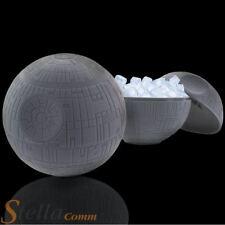 Oficial Star Wars Estrella de la muerte Cubito hielo silicona bandeja molde