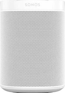 Sonos One | Lautsprecher | weiß | Amazon Alexa | Google Assistant | WLAN | NEU