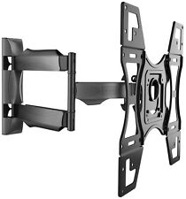 Invision TV Wall Mount Bracket Tilt Swivel 32 37 40 42 46 50 52 inch UHD LCD LED