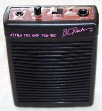"""BC Rich PGA-900 """"Atila el amplificador"""" amplificador de auriculares (Excelente Mini Amplificador para practicar)"""
