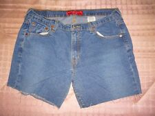 Levi's Original Jeans Shorts Blau Blogger Vintage  Gr. 40/42