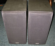 Yamaha NX-S70 Stereo System Speakers Pair - work well