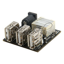 9V/12V To 5V 8A USB Power Bank Step Down Boost Module MiNi 3 USB Charging Module