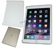 Custodia Morbida TPU Silicone Compatibile per Smart Cover per Apple Ipad Air 2